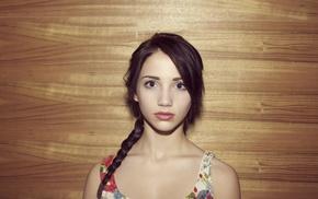 eyes, portrait, blue eyes, dress, model, actress