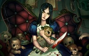 artwork, Alice in Wonderland, fantasy art