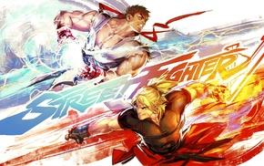 artwork, video games, Street Fighter