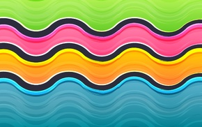 wavy lines, abstract, duckfarm