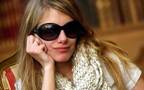 Mlanie Laurent, sunglasses, girl