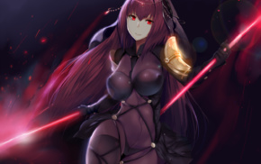 Lancer FateGrand Order, anime, FateGrand Order, Fate Series, anime girls