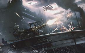 artwork, video games, Assassins Creed