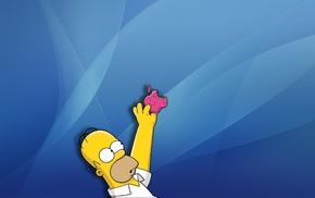 imac, Homer Simpson, humor, Apple Inc.
