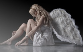 girl, angel