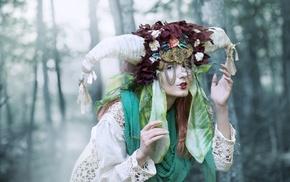 model, fantasy art, girl