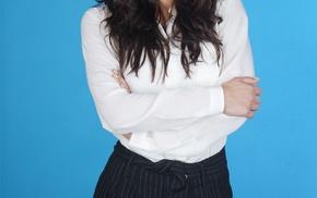 Latinas, actress, Lindsey Morgan, girl, brunette