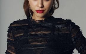 actress, portrait display, Lindsey Morgan, Latinas, celebrity, brunette