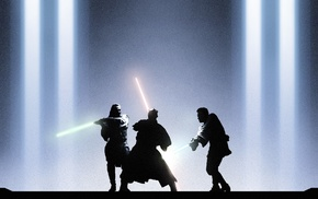 Sith, Darth Maul, lightsaber, Jedi, movies, fighting