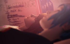 Life Is Strange, Max Caulfield, video games, Chloe Price