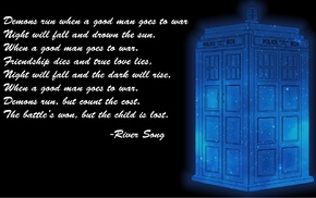 blue, Doctor Who, space