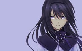 anime, Mahou Shoujo Madoka Magica, anime girls, Akemi Homura