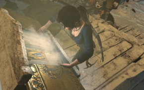 Rise of the Tomb Raider, Tomb Raider