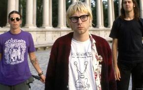 grunge, musician, Nirvana, Kurt Cobain, singer, legends