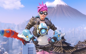 Blizzard Entertainment, Tracer Overwatch, Overwatch, Lena Oxton