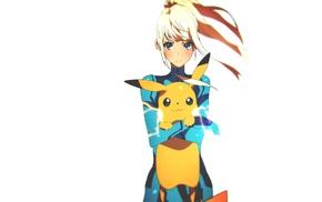 Samus Aran, Tom Skender, Zero Suit Samus, Pokmon, Metroid, Pikachu