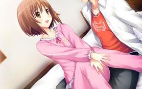 Gurenka, couple, visual novel, anime boys, anime girls