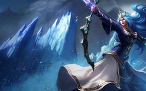 League of Legends, Ashe