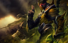 Shen League of Legends, League of Legends, Scorpion character