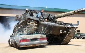 Chieftain, Chevrolet, tank, Top Gear, car