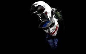 The Mask, Batman, Joker