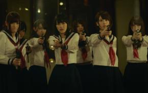 school uniform, Nogizaka46, Asian, girl