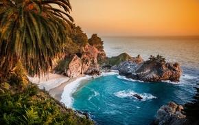 beach, nature, sea, landscape