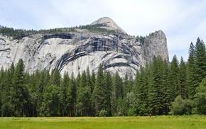 Yosemite National Park, nature, landscape, Yosemite Valley