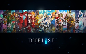 Duelyst, video games, concept art, digital art, artwork
