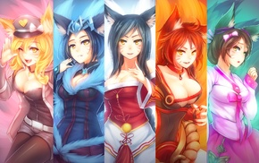 Ahri, League of Legends