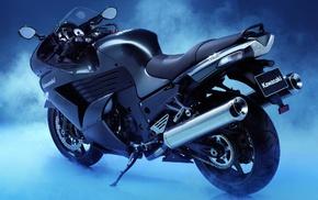 Kawasaki, motorcycle