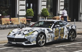 Ferrari, Ferrari F12berlinetta, car