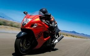 motorcycle, Suzuki GSX1300R Hayabusa