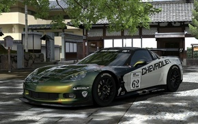 Gran Turismo, Chevrolet Corvette, car, Chevrolet