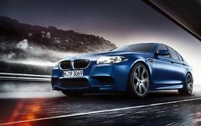 blue cars, car, BMW