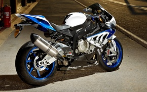 BMW S 1000 RR, BMW, motorcycle, Akrapovic