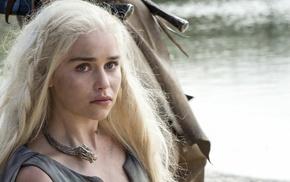 Emilia Clarke, people, actress, celebrity, girl, Game of Thrones