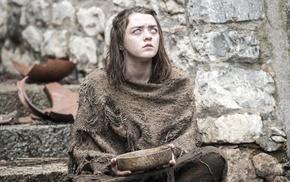 Game of Thrones, Arya Stark, Maisie Williams