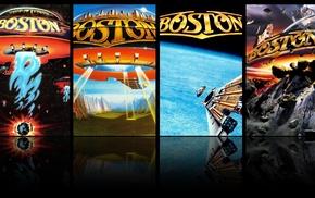Boston Band, music, rock bands