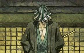 Bleach, fan art, Urahara Kisuke