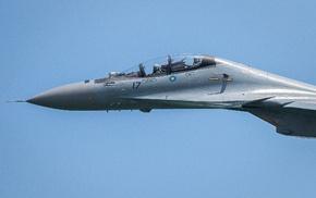 aircraft, Sukhoi SU, 30MKM, military