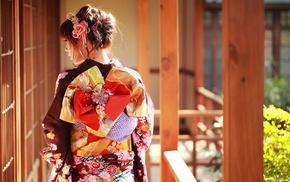 Japanese girl, Japanese clothes, Japanese, girl