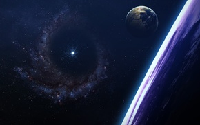 planet, space