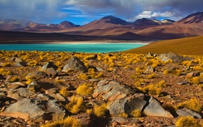 mountains, Chile, nature, Atacama Desert, landscape, photography