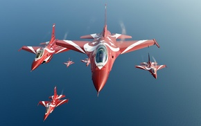 General Dynamics F, 16 Fighting Falcon, aircraft, vehicle