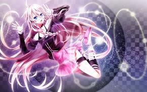 anime girls, Vocaloid, IA Vocaloid, anime
