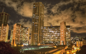 city, building