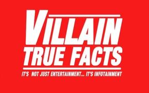 logo, villains