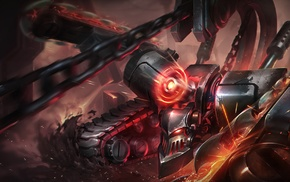League of Legends, Skarner