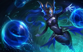 Atlantean Syndra, League of Legends